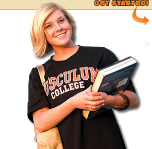 Get Started at Tusculum College