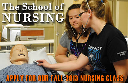 Apply for the Fall 2013 class!